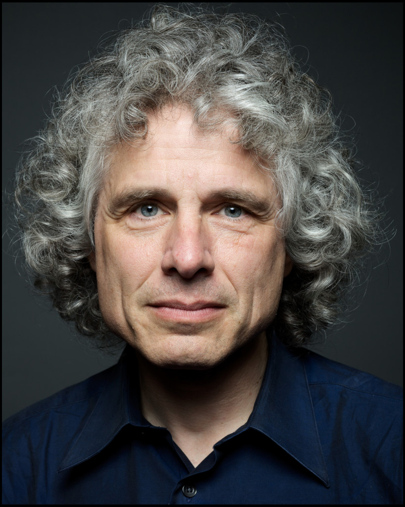 Steven Pinker, Psychologist/Cognitive Scientist, Cold Spring Harbor, NY 6.1.09